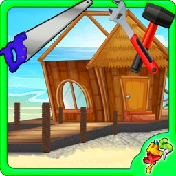 Build a Water House – Design & decorate dream home in this kid's game
