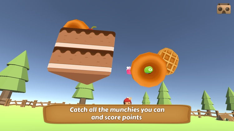 FeedMo - VR game for Google Cardboard