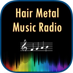 Hair Metal Music Radio With Trending News