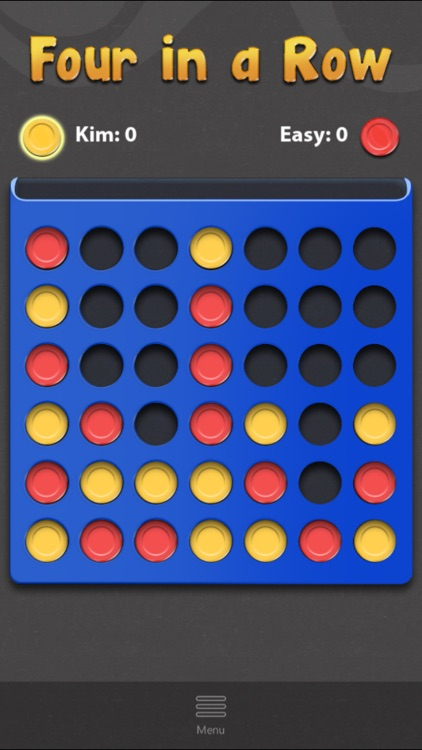 Match 4 - Connect Four In A Row
