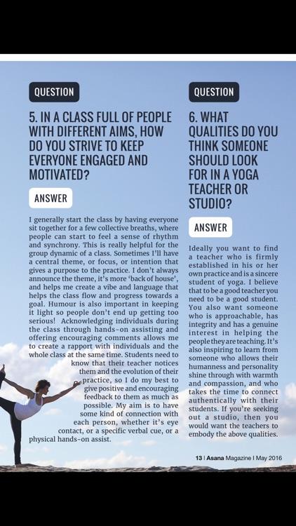 Asana International Yoga