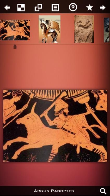 Greek Mithology Guide + screenshot-4