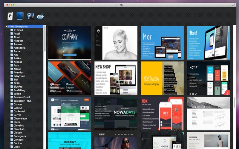 HTML screenshot 1