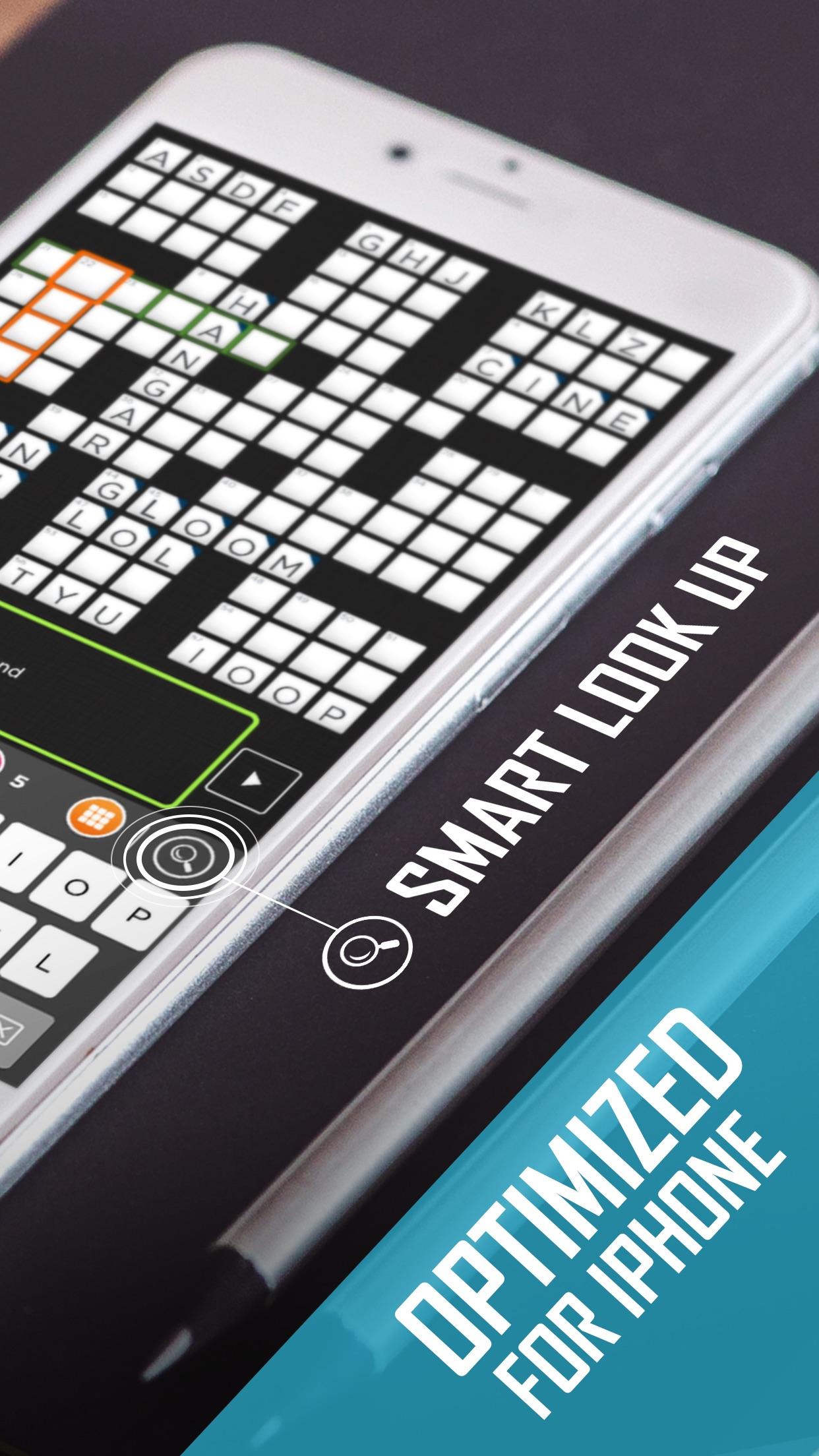 Crossword Puzzle - Redstone Screenshot