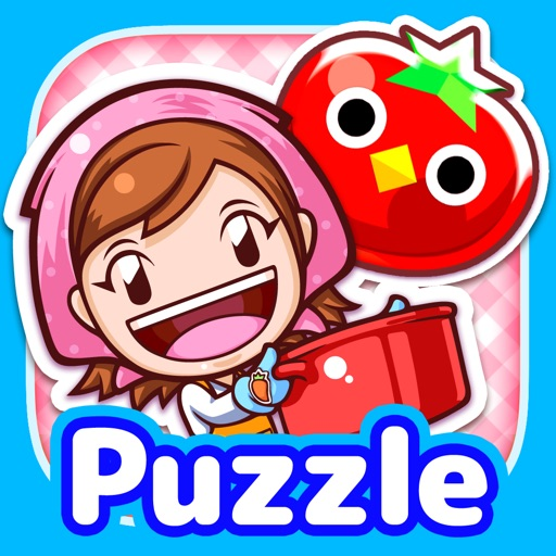 Cooking Mama Lets Cook Puzzle