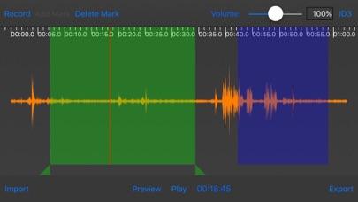 Audio Record Pro - 录音 screenshot four