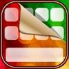 彤彤键盘符號表情 – 霓虹灯字体和贴纸的iPhone免费