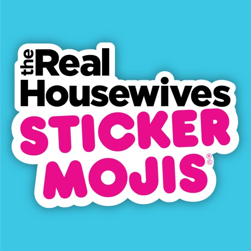 The Real Housewives Stickermojis icon