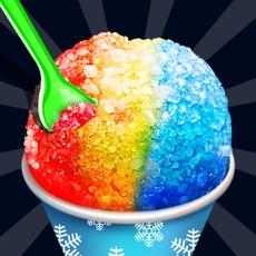 Activities of Make Snow Cones - cooking games!