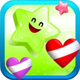 Candy Match Sogo Puzzle-Hours of Never Ending Joy for Lovers & Kids