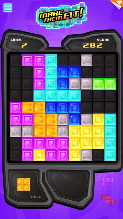 Make Them Fit! - Block Puzzle screenshot-0