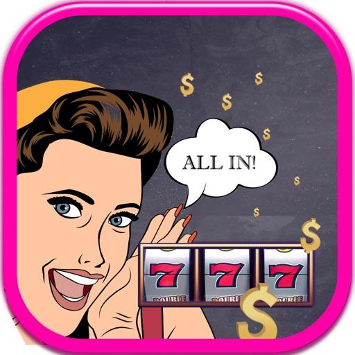 777 Fire Ball Texas Lucky - FREE Slots Machine!!