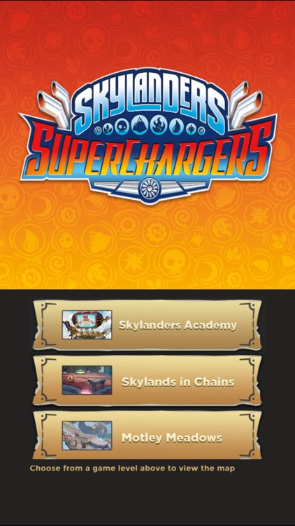 Official Strategy App for Skylanders SuperChargers