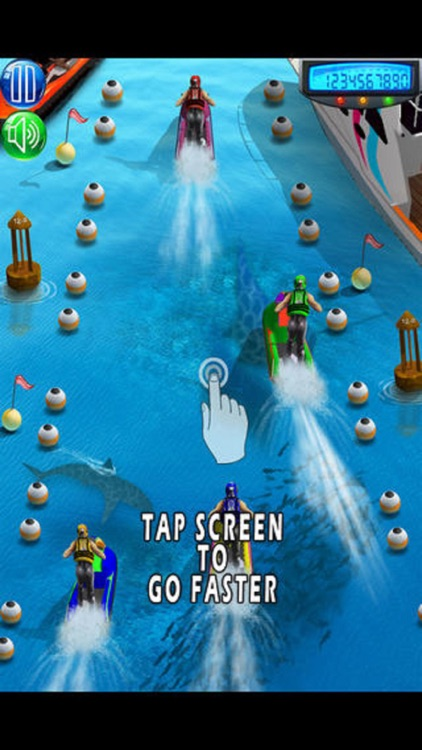 Ski Boat Racing Championship Pro screenshot-2