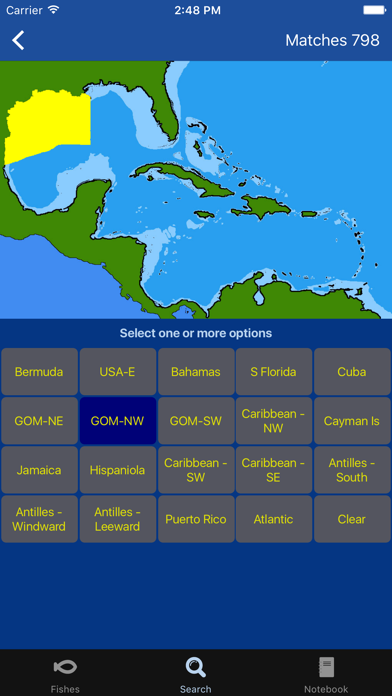 Fishes: Greater Caribbean screenshot four