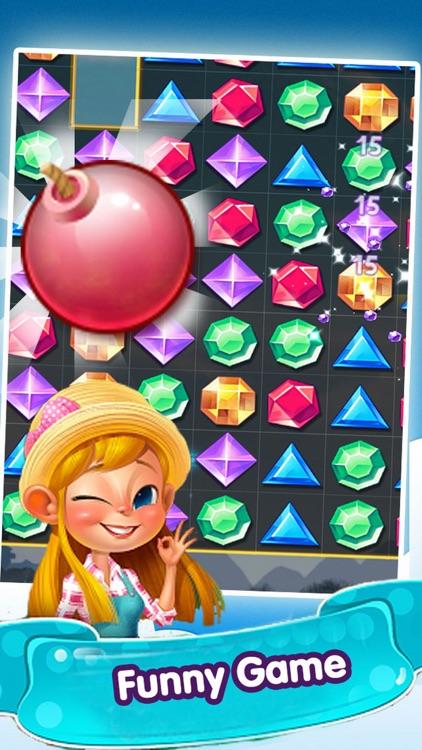 Crazy Jewel Quest Hunter