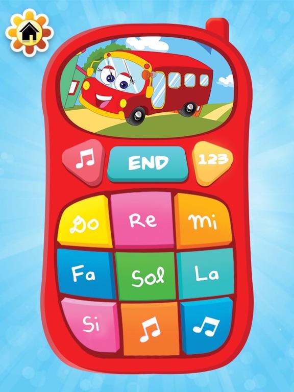 Toy Phone Rhymes | App Price Drops