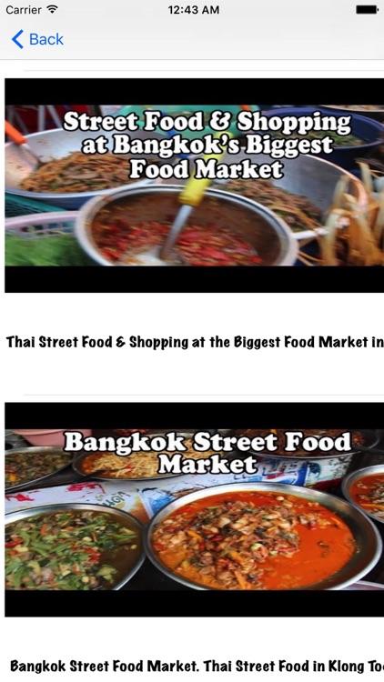 Bangkok City Guide Video screenshot-3