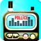 You can listen to police radio in many countries with Police Scanner App
