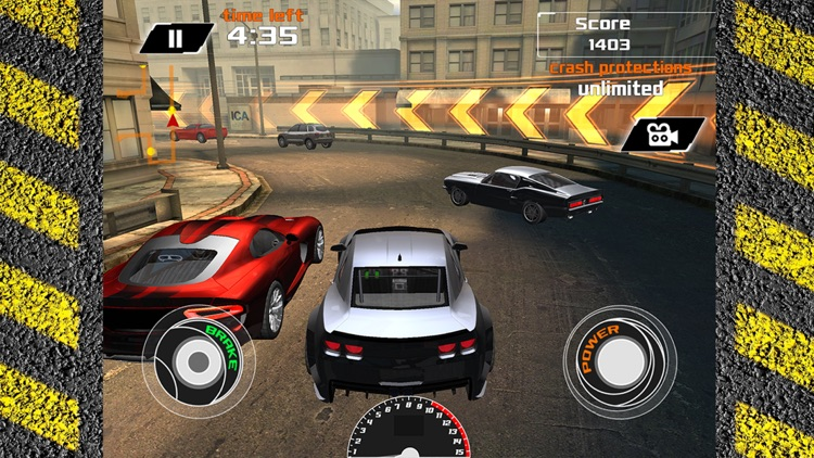 American Muscle Car Simulator Turbo City Drag Racing Rivals Game