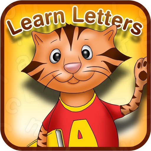 Learn to write the letters