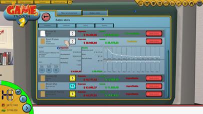 Game Tycoon 2 screenshot 8