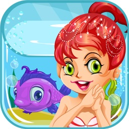 My Mermaid Princess Makeover 2 – Makeup, Dressup & Spa Salon Games for Girls