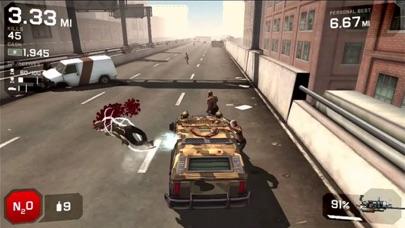 生存への道:無料ゾンビキル高速道路のレース&撮影戦争ゲームのおすすめ画像4