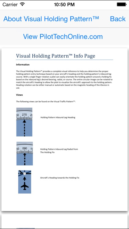 Visual Holding Pattern screenshot-4