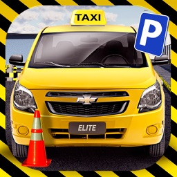 Yellow Taxi Driver Parking - Crazy Cab In New york City Traffic Simulator