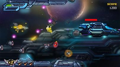 X-Fight Gunship - Galaxy Battle Shooting Simulation Game screenshot two