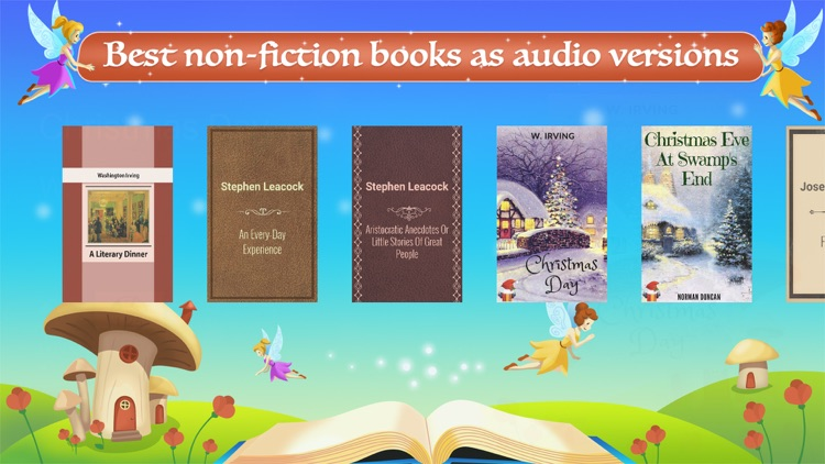 Non-Fiction AudioLibrary