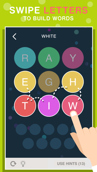 What Words? Fit Brain in Mental Training Word Game screenshot three