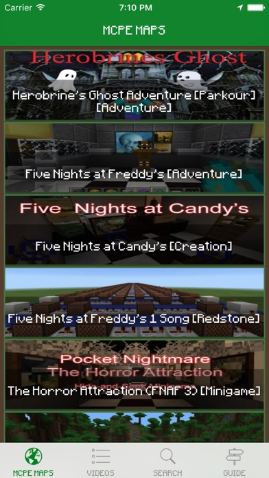 Top 10 Apps like Minemaps for MCPE - Best Collection Maps