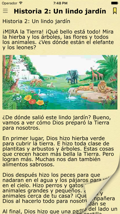 Historias de la Biblia en Español - Bible Stories in