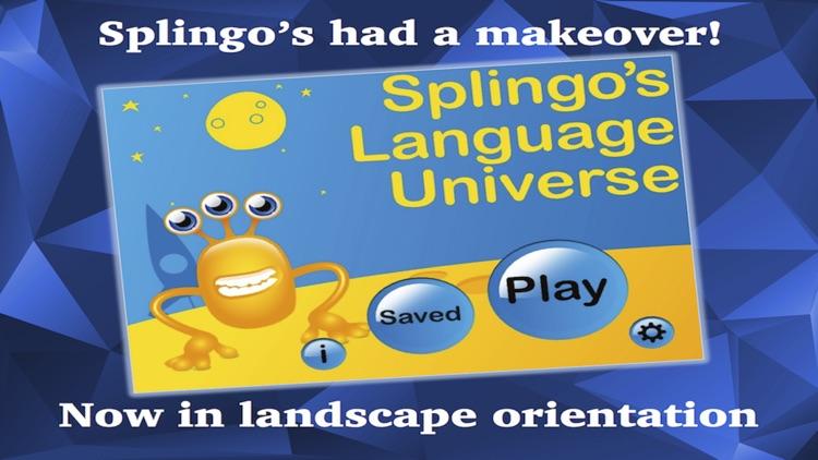 Splingo's Language Universe screenshot-0