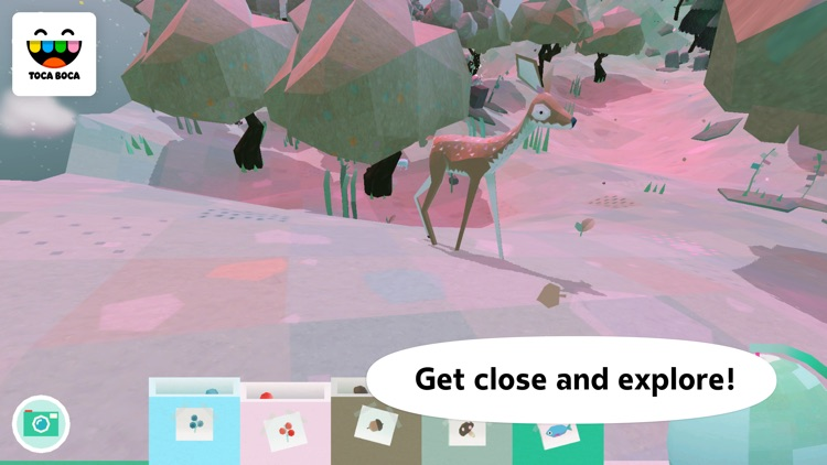 Toca Nature screenshot-1