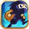 忍者跳跃-超棒暗影神龟忍者村笨拙的火柴人格斗游戏必须死