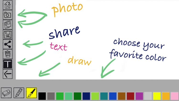 Draw and Write Notes screenshot-4