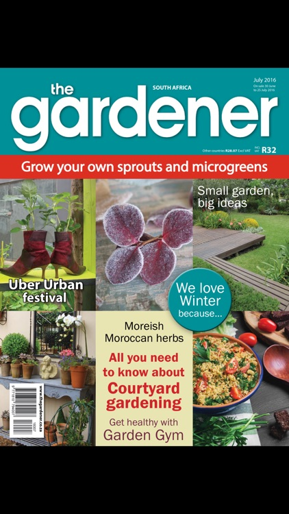 The Gardener Magazine screenshot-0