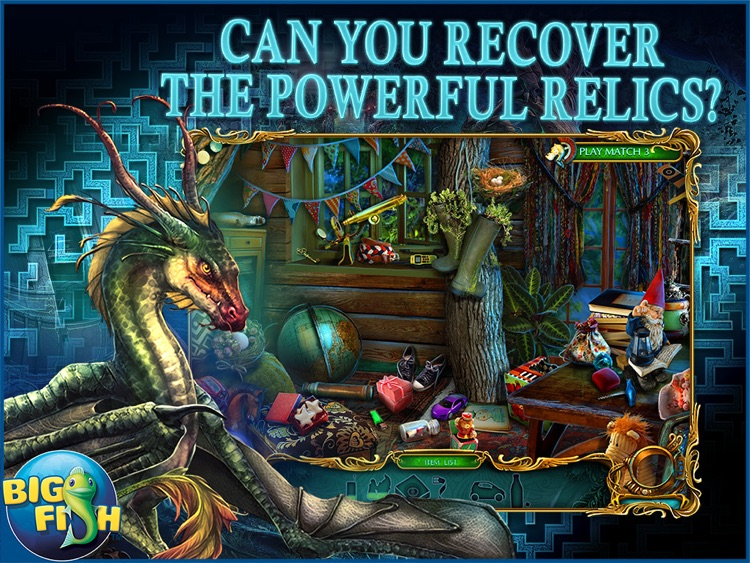 Labyrinths of the World: Changing the Past HD - A Mystery Hidden Object Game (Full)