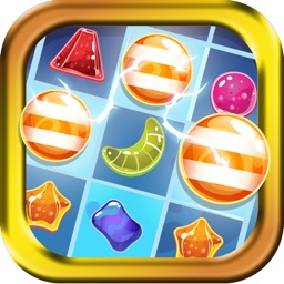 Twister Candy Spin - Funny Match 3 Candy Game For Party