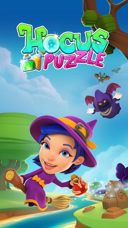 Hocus Puzzle screenshot-4