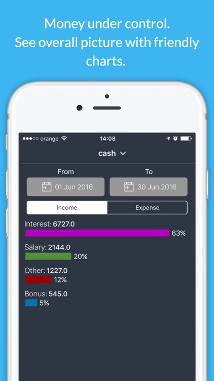 Cashbase - Personal finance made simple