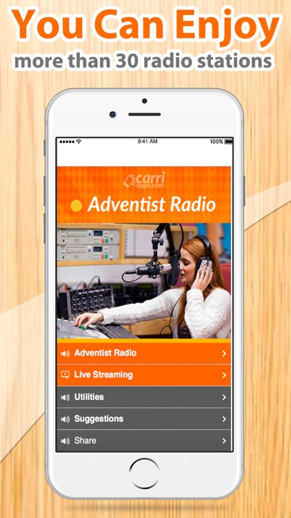Adventist Radio Live Streaming