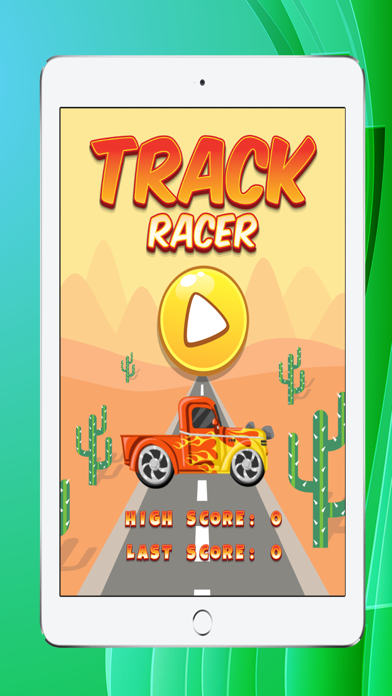 Racing World Truck Racer Game for Kids