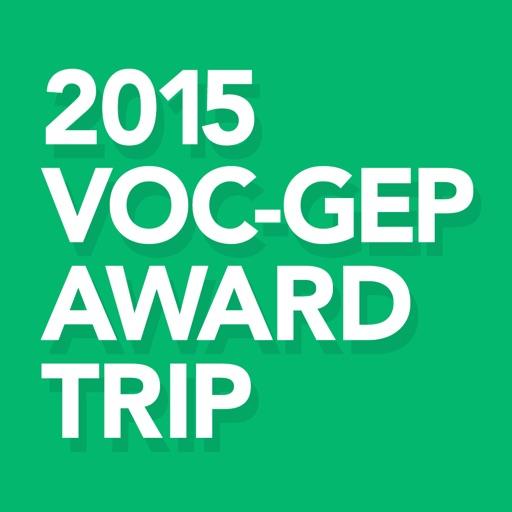 2015 VOC-GEP Award Trip