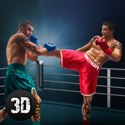 Thai Box Fighting Challenge 3D Full