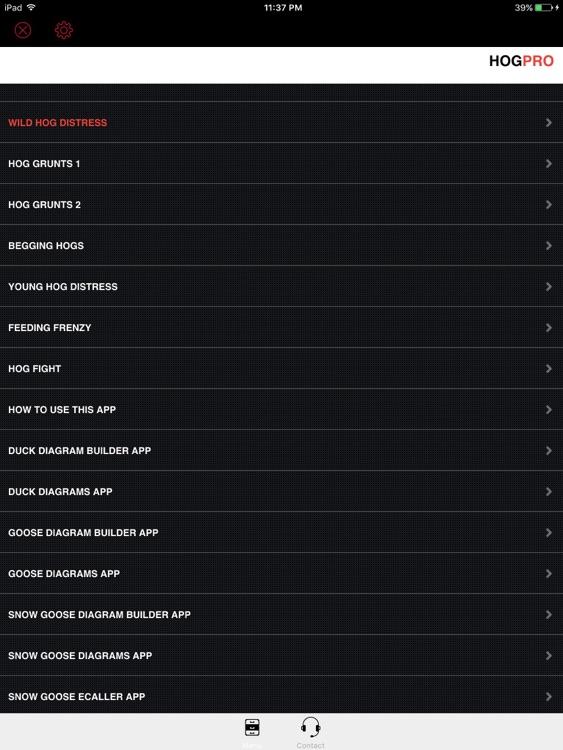 REAL Hog Calls - Hog Hunting Calls - Boar Calls HD screenshot-0