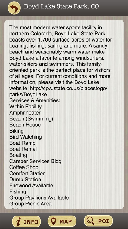 Colorado State Parks & National Park Guide screenshot-3